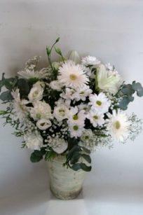 Ramo flores blancas Flores Lantana